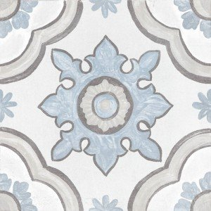 Adobe Decor Basma White 20x20