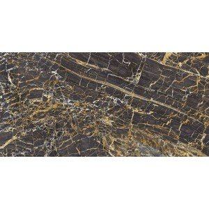 Black Golden glans 60x120 rett
