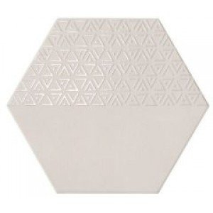 Hexagon Opal Gris Decor 28