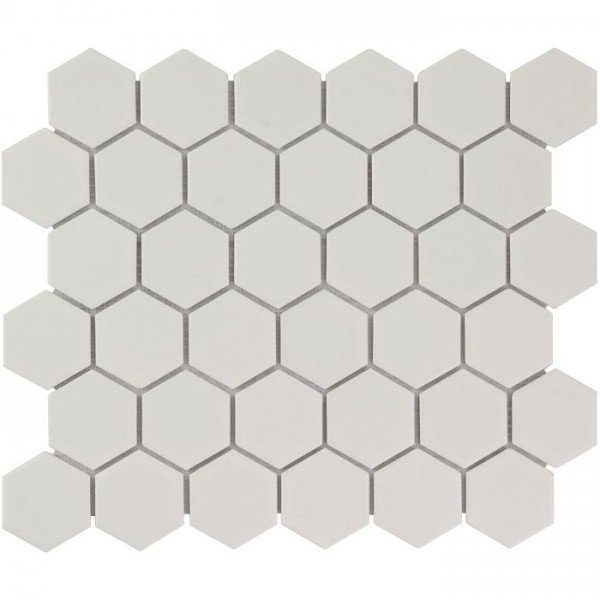 Mozaiek Barcelona Hexagon Wit 5