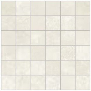 Mozaiek Loft White 5x5