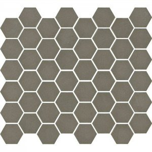Mozaiek Valencia Hexagon Taupe 4