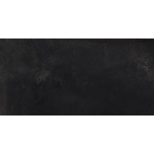 Vloertegel Magnetic Black 30x60 rett