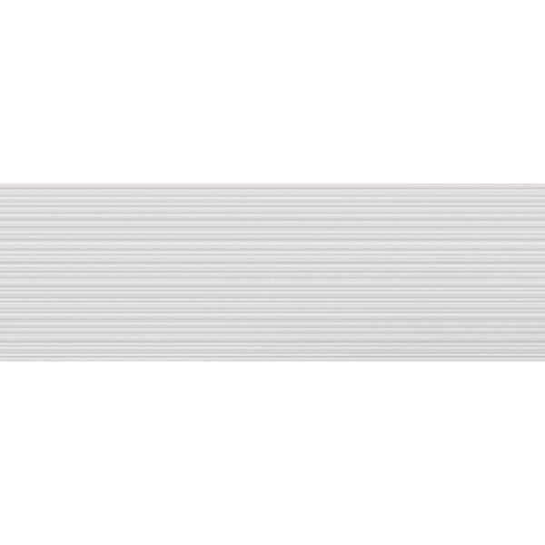 Wandtegels Pure Relieve Wit Mat 40x120 Rett
